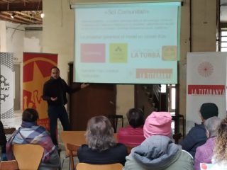 La Titaranya SCCL presenta una estratègia de barri a llarg termini per al Centre Històric de Valls